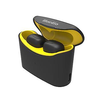 Stringa blu vero orecchio auricolare wireless cuffia tws 5.0