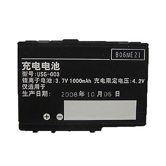 840mah 3.7v Rechargeable Battery Pack Replacementndsl Console
