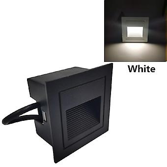 Waterproof Underground Led Wall Light For Step Stair Outdoor Garden