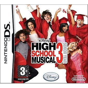 High School Musical 3 Senior Year Nintendo DS Game