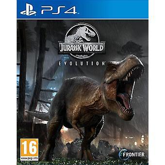ジュラシック世界進化PS4ゲーム