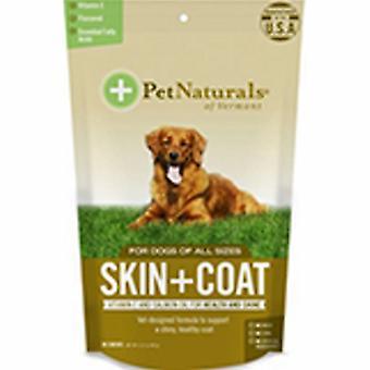 Pet Naturas του Βερμόντ Δέρμα + Παλτό για τα σκυλιά, 30 μασάει