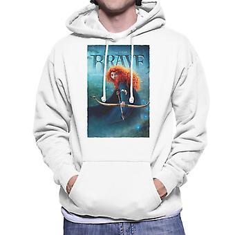 Pixar Brave Movie Poster Men's Hooded Sweatshirt