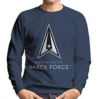 U.S. Space Force Lighter Logo Men's Sweatshirt