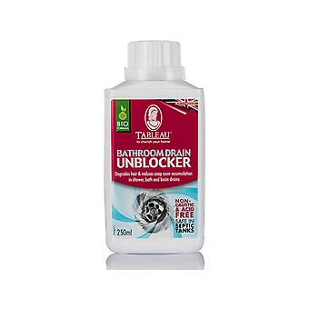 Tableau Bathroom Drain Unblocker 250ml TBDU