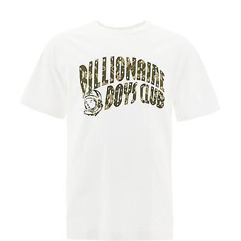 Billionaire B20445white Men's White Cotton T-shirt