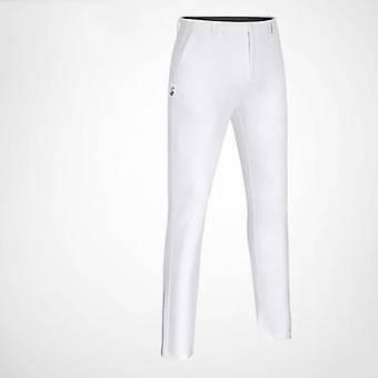 Golf Trousers- Mens Pants Waist Elastics Slim Fit Pgm Golf Apparel