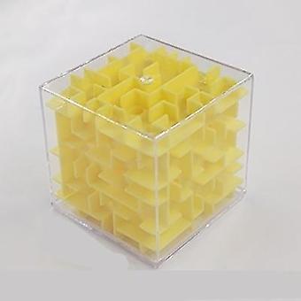 Tålmodighed Spil 3d Cube Puslespil Maze Legetøj