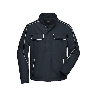 James y Nicholson adultos Unisex Workwear Softshell Chaqueta