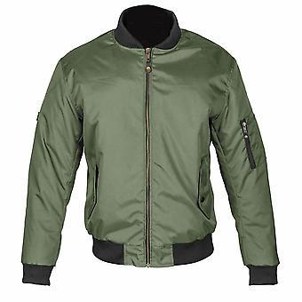 Spada Airforce 1 CE Motorcycle Jacket Olive