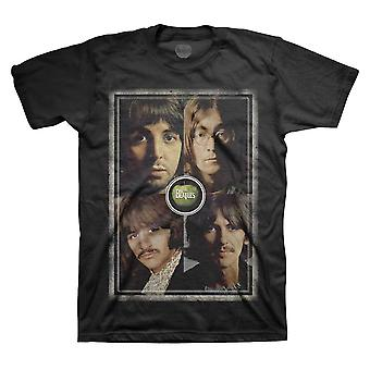 Les Beatles | visages t-shirt