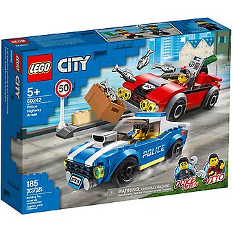 LEGO 60242 Police arrest on highway