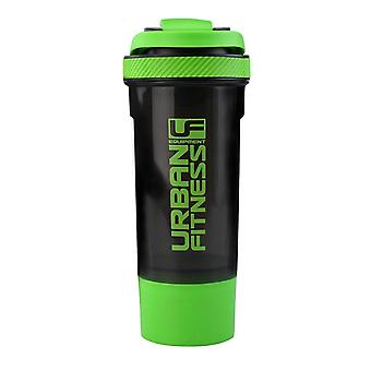 Urban Fitness Equipment 2 in 1 700ml Protein Shaker