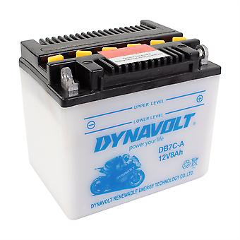 Dynavolt CB7CA High Performance Battery With Acid Pack