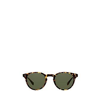 Garrett Leight CLEMENT SUN tuscan tortoise unisex sunglasses
