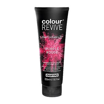 Osmo Colour Revive Purple Rouge Colour Conditioning Cream 225ml
