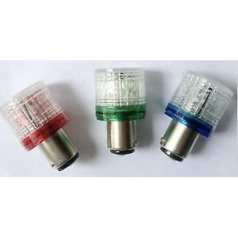 Silent Alarm Warning Flashing Light And Buzzer Rotating  Light