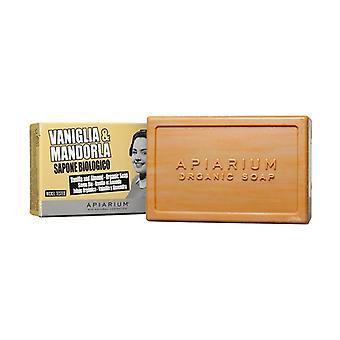 Organic Vanilla and Almond Soap 150 g