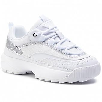 Shoes Women's Sneaker Guess Mod. Kaysie Runner White D21gu38