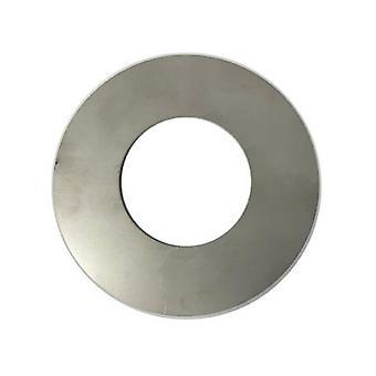 Rondella piatta - 70 mm di diametro interno