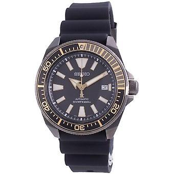 Seiko Prospex Samurai Automaattinen Sukeltaja's Srpb55 Srpb55k1 Srpb55k 200m Men's Watch
