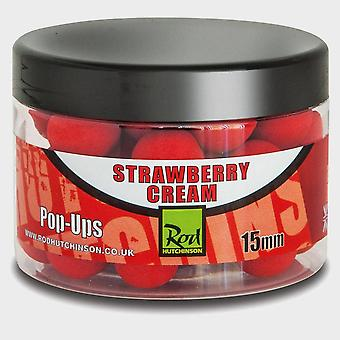 New R Hutchinson Pop Ups 15mm, Strawberry Cream Red