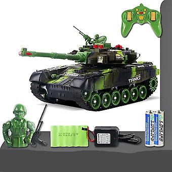 Rc Tank Military Tactical Vehicle