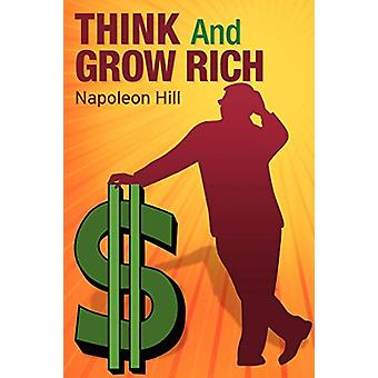 Think and Grow Rich by Napoleon Hill - 9781936041596 Book