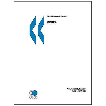 Korea - OECD Economic Surveys 2005/21 Supplement No. 3 by OECD Publish