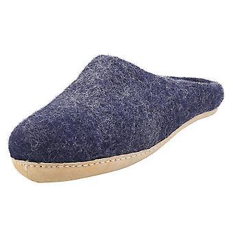 egos copenhagen Slipper Blue Unisex Slippers Shoes in Blue