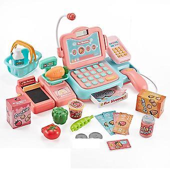 Electronic Mini Simulated Supermarket Cash Register Kits