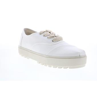 Toms Adult Womens Cordones Lug Lifestyle Sneakers