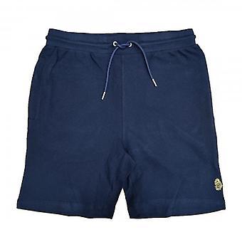 Luke 1977 Luke Fisher Island Textured Shorts Navy