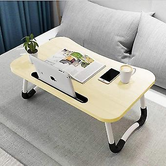 FengChun Laptoptisch Laptop Betttisch Faltbar Lapdesk Notebook Lese Tisch Stabiler Tragbarer