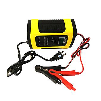 12V 5A Pulse Repair Charger With Lcd Display, Motorcycle & Car Battery Charger