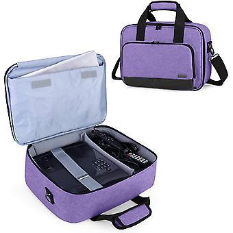 FengChun Beamer Tasche mit Schutzhülle für Laptop, Projektor Tasche Kompatibel mit Acer, BenQ,