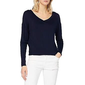 United Colors of Benetton 3U11E4260 T-shirt, Blue 016, M Woman