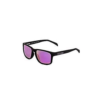 Kimoa Sidney Ultra Violet, Unisex Sunglasses, Black and Purple, Normal(2)