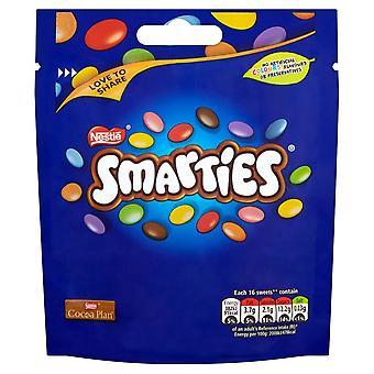 Nestle Smarties Sáčky 118g x 8 Tašky