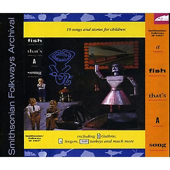 Fish That's a Song - Fish That's a Song [CD] USA import