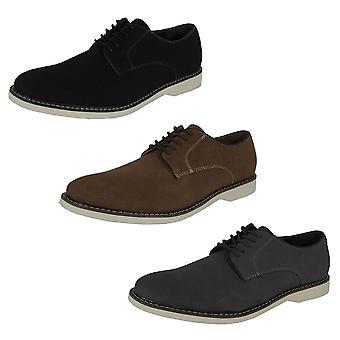 Madden By Steve Madden Mens M-Elvan Oxford Shoes