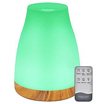 Multicolor 300ml kauko-ultraääni viileä sumu ilmankostutin kotihuoneen toimisto dt3323
