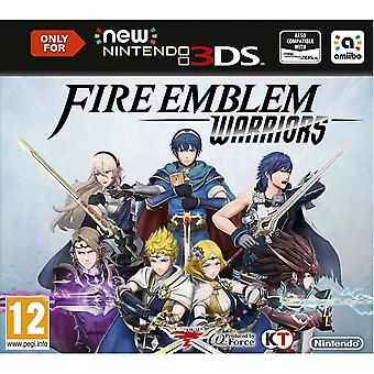 Fire Emblem Warriors UUSI 3DS-peli