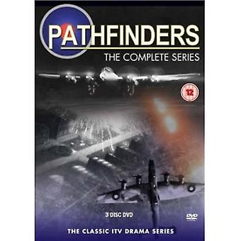 Pathfinders - The Complete Series Three Discs DVD