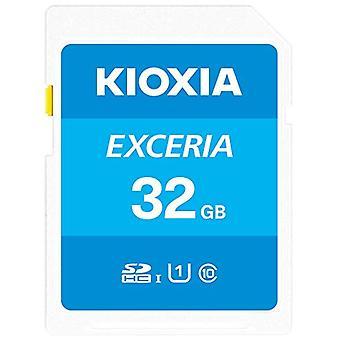 Kioxia 32GB Exceria U1 Třída 10 SD karta