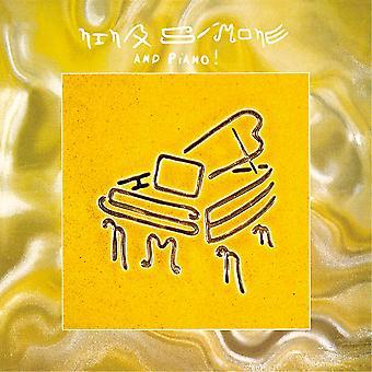 Nina Simone - Nina Simone e il vinile per pianoforte