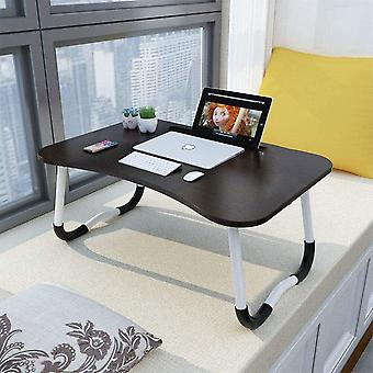 HanFei Adjustable Laptop Bed Table Lap Standing Desk for Bed and Sofa Breakfast Bed Tray Laptop Lap