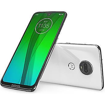 Smartphone Motorola Moto G7 4Go/64Go Blanc version européenne
