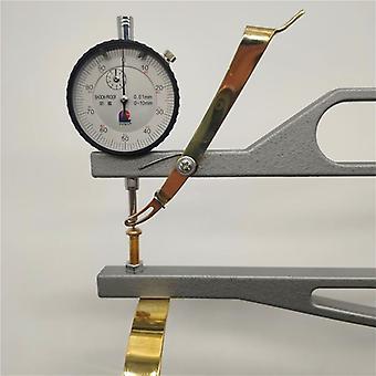 Laadukas viulun paksuuden mittatyökalujen valintailmaisin