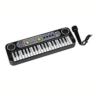Muziekinstrumenten Mini 37 toetsen Electone toetsenbord met microfoon